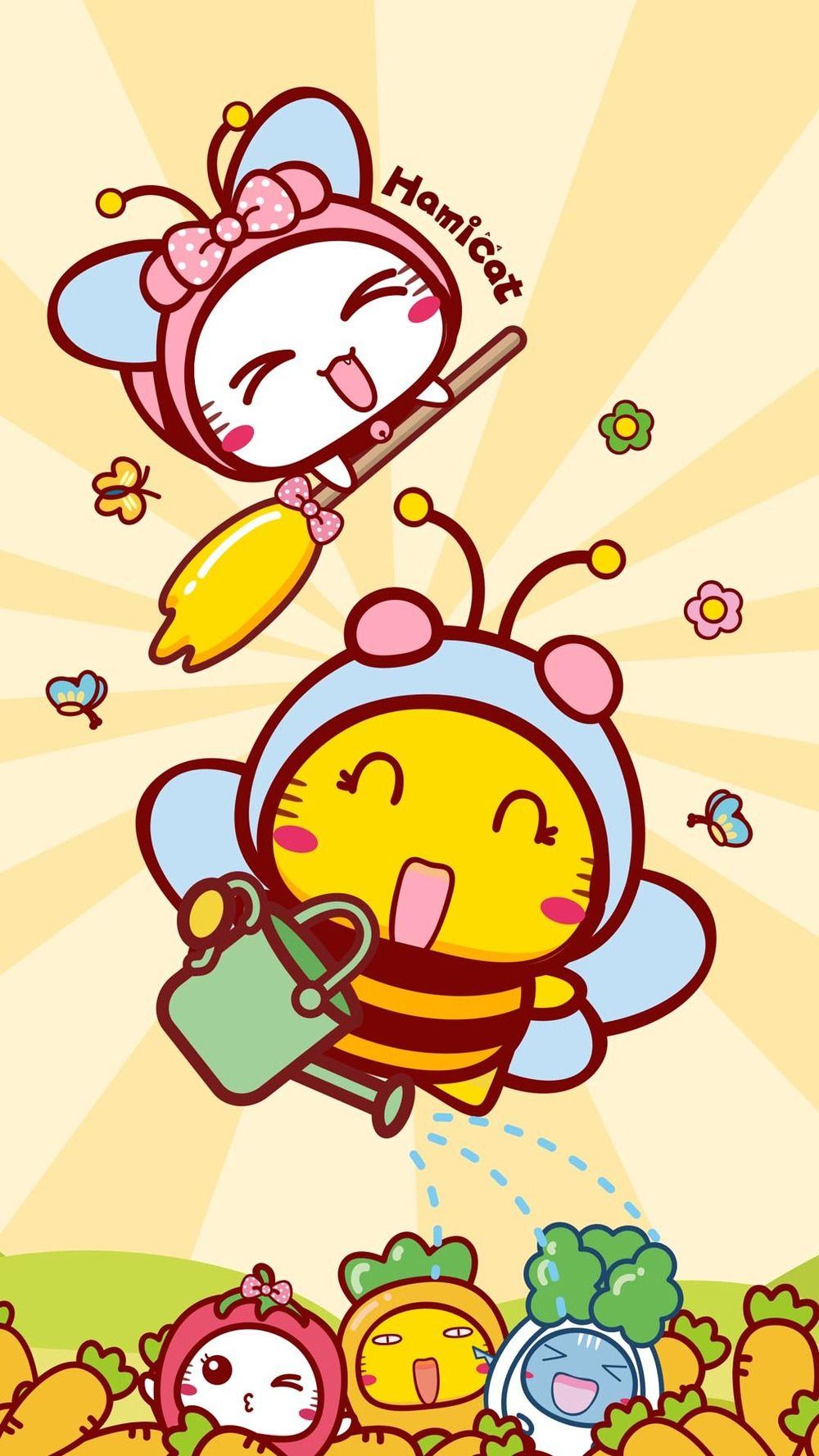 哈咪猫勤劳小蜜蜂.jpg