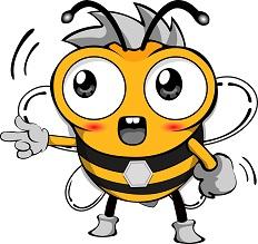 蜜蜂可爱表情系列--有没有你喜欢的一款