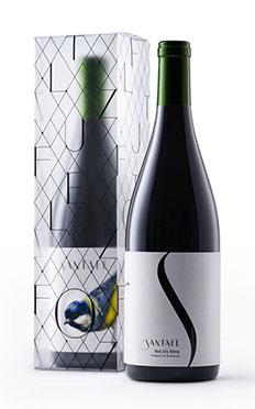 Santafe Wine葡萄酒创意包装设计欣赏