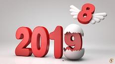 2018再见,你好2019