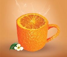 水果创意造型摄影图片