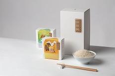 五常稻花香米包装