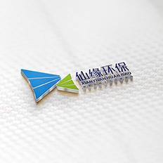 仙缘环保品牌标志设计