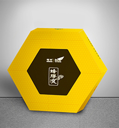 福标蜂蜜包装设计