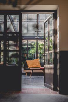 巴黎酒店室内设计,保留了农场元素