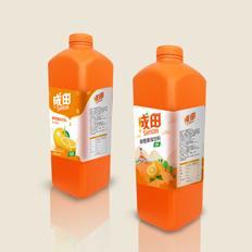 广州正量饮料公司包装策划设计