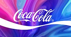 可口可乐 — 果味水