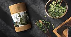 邓村绿茶包装设计