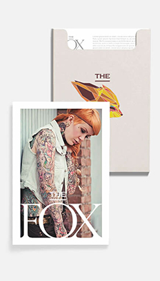 THE FOX · 服装品牌设计