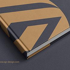 高端品牌画册--广州铭润地产投资公司