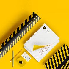 半人马设计案例--U2 摄影灯品牌VI及画册设计