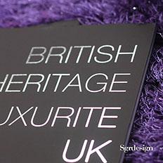 半人马设计作品----欧洲品牌Luxurite产品画册设计