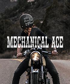 Mechanical Ace 摩托车俱乐部品牌设计