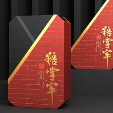 功能性保健品包装设计 降三高产品包装设计 糖掌牢压片糖果包装