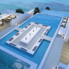 三亚悬崖式无边泳池酒店 作品赏析-AD建筑设计
