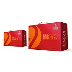 上海冠道策划出品-广安集团-九月香包装设计