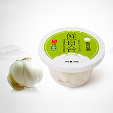 上海冠道策划出品-爽口源百合包装设计