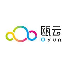 上海冠道策划出品-瓯云科技VI设计
