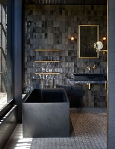 艺科设计|上海酒店卫生间设计,如何选材