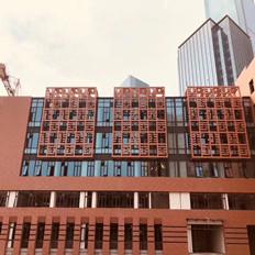 新型防砖纹效果外墙挂板案例展示分享