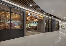 现代精致的烤肉店设计|SANTOS圣多斯主题餐厅