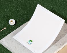 深圳智奥品牌设计-----《海陆高尔夫---品牌标志设计》