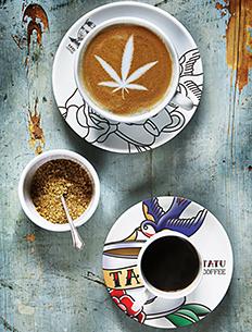 TATU COFFEE 复古咖啡店品牌设计
