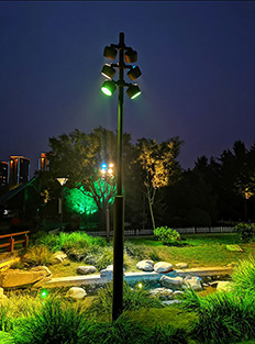 安阳市百城提质城市夜景亮化 提升工程设计(景观篇)