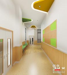 佰色幼儿园装饰艺术设计装修儿童主题乐园