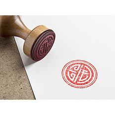 感知联盟│源润红木标志设计