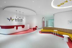 幼儿园设计幼儿园装修早教中心设计儿童主题乐园淘气堡设计