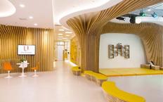 幼儿园装饰设计早教中心设计儿童主题乐园淘气堡设计幼儿园装修