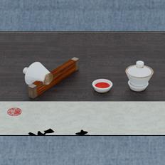 千秋大业一壶茶