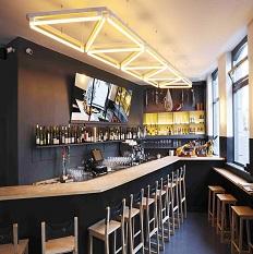 成都酒吧装修设计「卓巧」成都酒吧墙面装修注意事项