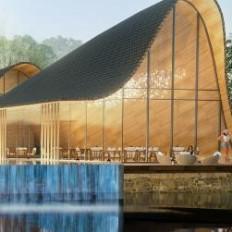 『至爱梵高』民宿概念设计—AD岸狄建筑设计