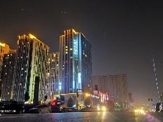 郑州北四环夜景