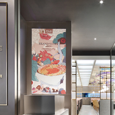 黄记煌从清朝来,在2019年达到颜值巅峰! 餐厅设计、室内设计【艺鼎新作】