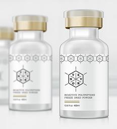 化妆品/包装设计/TEVHON/胎盘小分子多肽保健品