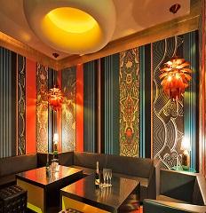 成都酒吧装修设计「卓巧」成都酒吧墙面装修设计技巧