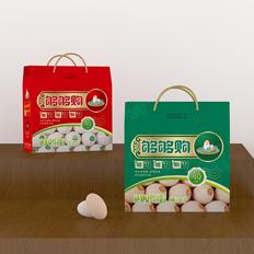 够够购鸡蛋品牌升级  长春至臻品牌设计