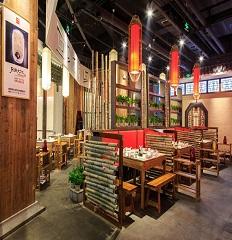 成都咖啡厅灯光设计「卓巧」咖啡厅的空间布局装饰要素