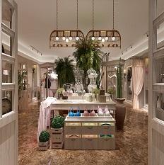 成都内衣店装修,怎么做内衣店的装修设计?