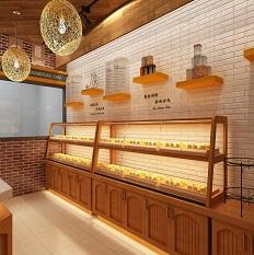 成都面包店装修设计,面包店装修灯光要怎么设计?