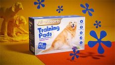 宠物尿垫包装设计