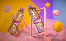 雪菲力 果然饮料包装设计