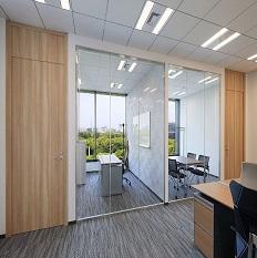 成都简约办公室设计,简约风格的办公楼为何如此流行?