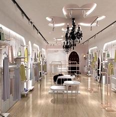 小型服装店怎么装修设计?小型女装店装修风格